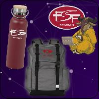 Go ALL-IN for patches, thermos, and backpack! min. $500